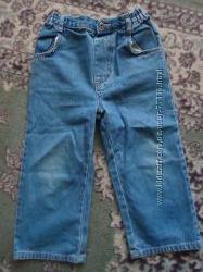 Продам джинсы унисекс р. 98-104