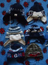 Зимние шапки ТМ Ambra, Erassi, D&G, Maremik