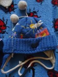 Зимняя шапка ТМ  LOMAN Польша