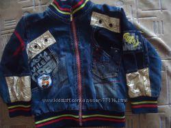 Куртка - бомбер ТМ GLORIA-JEANS р. 104 3-4 года