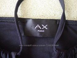 Шикарное черное платье фирмы AX Paris