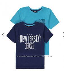 Набор футболок George 8-9-10-11-12 лет