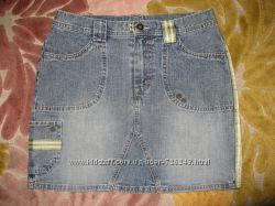 Юбка джинсовая Marks&Spencer UK 10