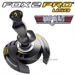 Thrustmaster Top Gun Fox 2 Pro USB джойстик