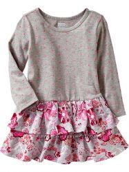 Платья, туники для девочек 1, 5-4 года из Америки