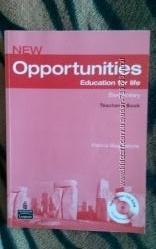 New oppportunities Elementary Teachers book