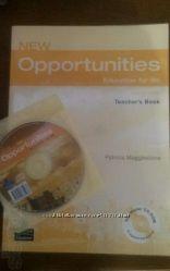 New Opportunities Teachers book