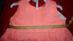 Платье Carters  на 1-1. 5 года новые