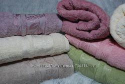 Махрові рушники 70х140см Турція Vip Cotton.