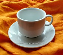 Чашка 110мл с блюдцем