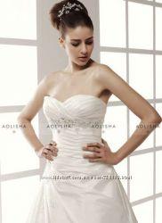 Свадебное платье от итальянского кутюрье за небывало низкую цену