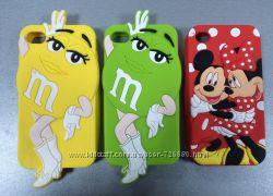 Чехлы  для IPhone 4 и 4S силикон