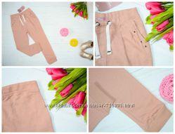 Классные штаны для девочки Mango. Оригинал