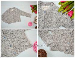 Теплый джемпер, свитер для девочки Mango. 2 расцветки. Оригинал