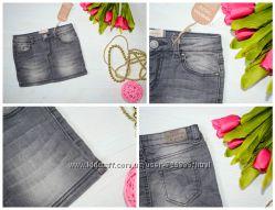 Юбка джинсовая Mango. Оригинал