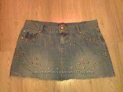 Denim стильная джинсовая юбочка