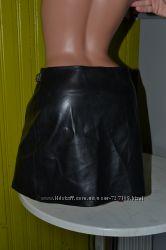 Стильная юбка Эко-кожа