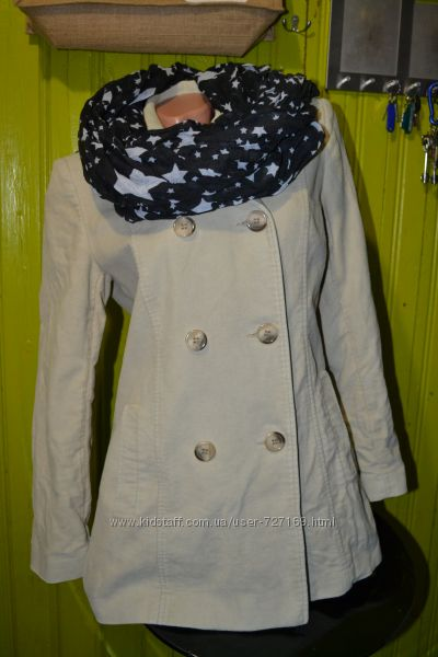 Стильное полу-пальто Next