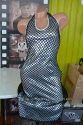 Платье сарафан сетка Miss Sixty