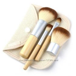 Набор кистей для макияжа EcoTools Bamboo 5