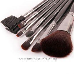 Последний набор кистей для макияжа 7 шт. цена закупки