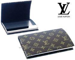 Стильные визитницы  Louis Vuitton