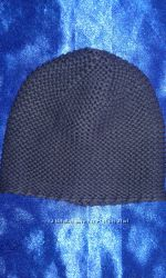 Деми шапочка однотонная