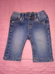 Фирменные джинсы на рост 62