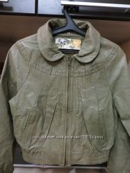 Стильная куртка кожа