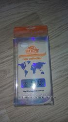1Чехол-флип Europe для Fly IQ452 натуральная кожа