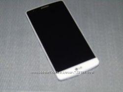 Продам LG G3S Dual D724 white