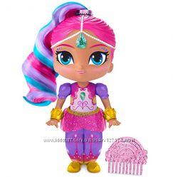 Кукла оригинал Shimmer & Shine Rainbow Zahramay Nickelodeon шиммер захрамай