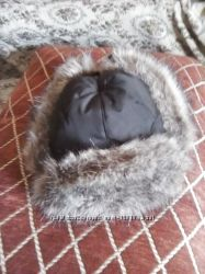 Шапка   ушанка женская зимняя новая