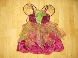 Карнавальный костюм фея на 4-6 лет