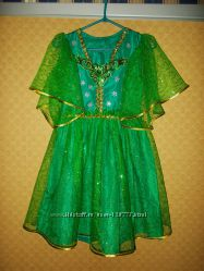 Карнавальный костюм ёлочки на 9-10 лет