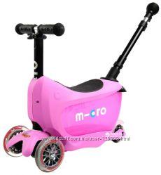Самокат Micro Mini2go Deluxe Plus от 1 года до 5 лет