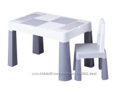 Столик и стульчик Tega Multifun от 2 до 6 лет