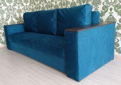 Диван - кровать Бергамо цвет дивана бирюзовый