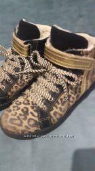Утеплённые ботиночки Naturino.
