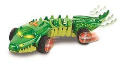 Машина-мутант Hot Wheels Commander Croc 32 см, со светом и звуком
