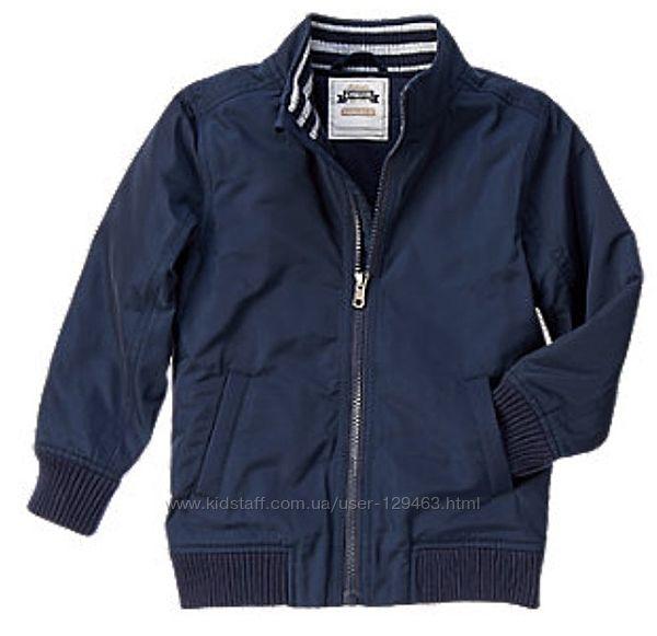 Демисезонная курточка и ветровка  Gymboree и CRAZY8 на XS 4