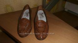 туфли  RIEKER новые кожанные