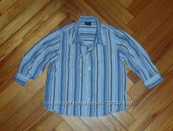 Рубашка Next на 12-18 мес. рост 86