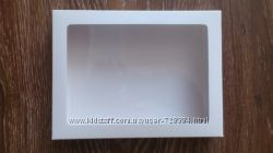 Продам картонные коробочки 20на15на3 с пластиковым окошком