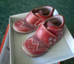 Демисезонные ботинки Lapsi 21 рр, 12 см, полностью кожа