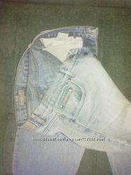 продам джинсы итальянские прямого покроя классические