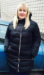 Зимняя куртка пальто батальные размеры