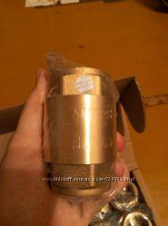 Обратный клапан ЕВРО усиленный с латунным штокомпружинныйSandi Forte