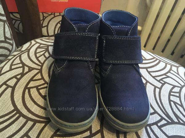 Ботинки для мальчика Tm Pablosky
