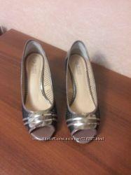 Туфли кожаные Польша